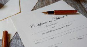 Homoseksualizm a rozwód